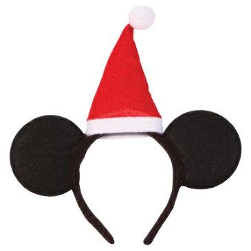 【あす楽12時まで】 クリスマス ミッキーマウス カチューシャ 【 変装グッズ Disney ヘアーアクセサリー ヘッドバンド 小物 仮装 ディズニー公式ライセンス 髪飾り コスプレ 】