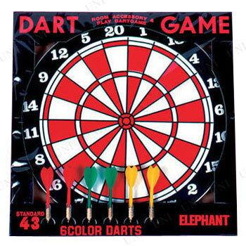 ダーツS-43 [ おもちゃ パーティーゲーム ダーツボード 玩具 パーティー用品 イベント用品 室内ゲーム ダーツゲーム パーティーグッズ オモチャ ]