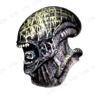 271ef9ade498 商品説明映画「エイリアンVSプレデター」のリアルなラッテクス製マスクです。パーティやイベントなどにどうぞ!セット内容?Deluxe Alien  Overhead Latex Mask×1×1材質?