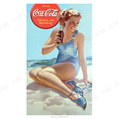 コカコーラグッズ・ポスターコカ・コーラ ブランド ポスター Beach【コカコーラグッズ・ポスタ...