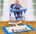 ベビーチェアデコレーションキット ボーイ★1歳の誕生日男の子向け パーティーグッズ