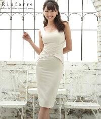ミディアムドレスタイト韓国キャバドレス韓国ファッション大人春夏秋冬