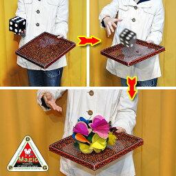 ◆マジック・手品◆DPG フラッシュ ダイス & トレイ◆K7441