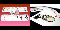 ●手品・マジック関連●ワールドマジシャンズカード No.1●EU-17