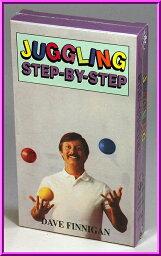 ◆マジック・手品◆ジャグリングビデオ「基本から学ぶジャグリング」◆B2205
