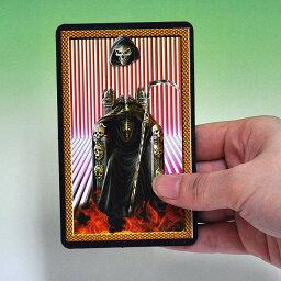 ◆マジック・手品◆ポケット版 頭スポーン(ドクロ)◆K5267