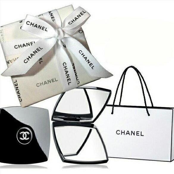 CHANEL(シャネル)MIROIRDOUBLEFACETTESミロワールドゥーブルファセットオリジナルラッピング&ショッピング