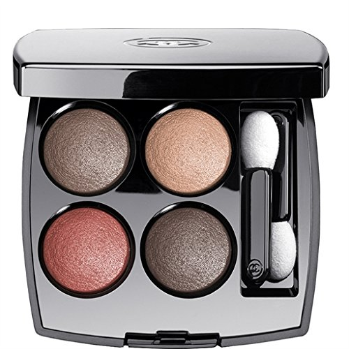 CHANEL eyeshadow quad -NEW COLORSCHANEL LES 4 OM...