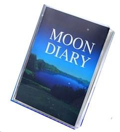 『ムーンダイアリー』自分自身の占い本を作る 運勢 運命 ムーンダイアリー(2〜3週間後に出荷)...
