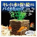 『お魚天国バイオキューブ』(割引不可) 5940円税別以上送料無料 水槽 水を綺麗にする 水槽 ろ過器よりも浄化生物で お魚天国バイオキューブ