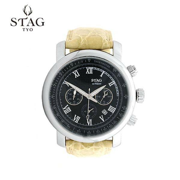 STAG TYO 腕時計 STG010S4【割引不可・返品キャンセル不可】