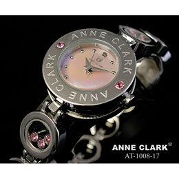 ANNE CLARK 天然1P ムービングカラーストン レディース ブレスウォッチ  AT1008-17【取り寄せ品キャンセル返品不可、割引不可】