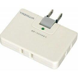 PCアクセサリー, 電源タップ YAZAWA Y02CHK300WH
