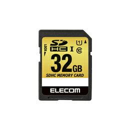 エレコム SDHCカード/車載用/MLC/UHS-I/32GB MF-CASD032GU11A【割引サービス不可、取り寄せ品キャンセル返品不可、突然終了欠品あり】
