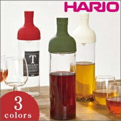 【HARIO(ハリオ) フィルターインボトル オフホワイトorオリーブグリーンorレッド】キッチン ...