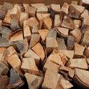 【メーカー直送・大感謝価格 】一般広葉樹混合乾燥薪・キャンプ他用途薪セット 25kg Mk-026 1個につき送料1件発生