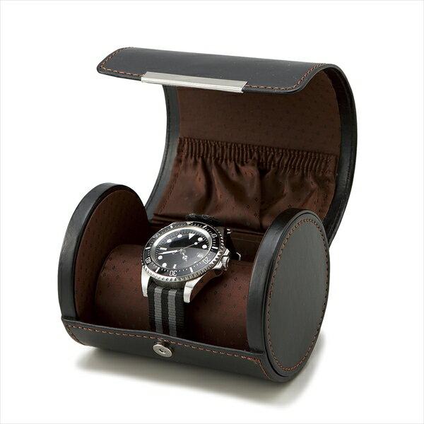 大感謝価格『LA VITA IDEALE ネクタイ&ウォッチケース 240-573BK (346シリーズ)』『メーカー直送品。代引不可・同梱不可・返品キャンセル・割引不可』腕時計 収納 シンプル デザイン インテリア アイテム