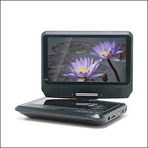 E-BALANCE 9インチ フルセグ搭載 ポータブルDVDプレーヤー TDP-T900FD 地上デジタルチューナー搭載