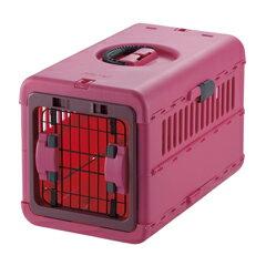 リッチェル キャンピングキャリー 折りたたみ S ピンク 犬 猫 キャリーケース キャリーバッグ5000円税別以上送料無料(割引サービス不可、寄せ品でキャンセル返品不可)10P03Dec16