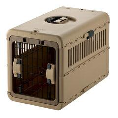 リッチェル キャンピングキャリー 折りたたみ M ブラウン 犬 猫 キャリーケース キャリーバッグ5000円税別以上送料無料(割引サービス不可、寄せ品でキャンセル返品不可)10P03Dec16