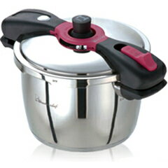難怪廚師 IH 支援壓力罐魔術快速烹飪 AQ 系列手壓力鍋 5.5 L (AQDA55) 660077 稅 5000 日元或更多 (非折扣服務,沒有雜記產品取消退款) P14Nov15