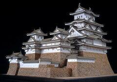 ★送料無料代引無料★木製日本建築模型1/100 姫路城ポイント企画はバナーをチェック一番の特...