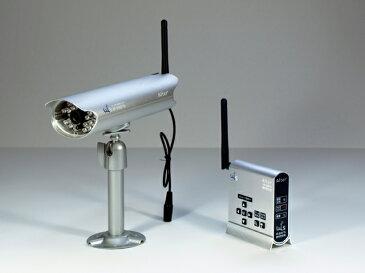 【大感謝価格 】デジタル2.4GHz帯 無線カメラセット AT-2400WCS