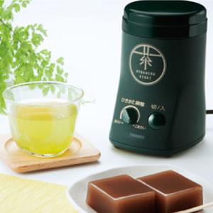 『お茶ひき器 緑茶美採 GS-4671DG』送料無料(割引不可)栄養豊富の緑茶を粉末にして、飲用・料理に加える【3月上〜下旬順次出荷】