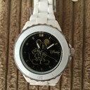 【大感謝価格 】ハイブリッドセラミックミッキー時計 専用ケースとギャランティー付き