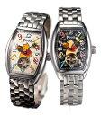 『送料無料』 『ディズニー プーさん生誕80周年記念 ファンタジーアワー 腕時計』 ディズニー プレゼント 贈り物 キャラクター プレミアムウォッチ 世界限定