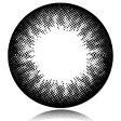 送料無料『1ヶ月 マンスリー Natura(ナチュラ)ベーシックブラック GBK1 度あり 14.0mm 1枚』カラーコンタクトレンズ QuoRe 度あり カラコンNatura(ナチュラ)ベーシックブラック GBK1 度あり 14.0mm 1枚