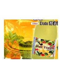 ドリンク『フルベジデト(Full Veggie Deto)酵素液 710ml』2個で送料無料4個で梱包時に1個多く入れてプレゼント『黄金の液』健康 美容ポイント10P03Dec16