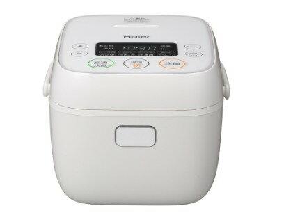 【メーカー直送・大感謝価格】ハイアール 3合炊きマイコンジャー炊飯器 JJ-M32A ホワイト