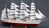 ★送料無料★木製帆船模型 1/160 日本丸 (帆付き・帆走)ポイント企画はバナーをチェック★ポ...