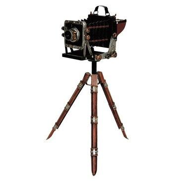 【大感謝価格】ブリキのおもちゃ camera 27425