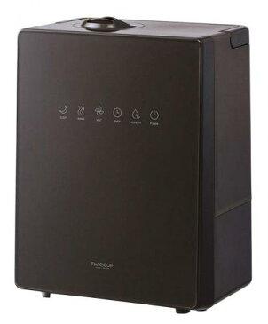 【大感謝価格 】ハイブリッド加湿器 NEWスクエアミスト 湿度コントロール機能付 ブラウン HB-T1825BR