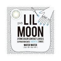 カラコンカラーコンタクトリルムーン(LILMOON)ウォーターウォーター1Month1ヶ月1箱1枚度あり