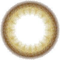カラコンカラーコンタクトリルムーン(LILMOON)ヌードチョコレート1day1箱10枚度あり度なし