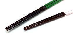 ★にっぽん伝統色箸★熊本県産の天然竹を用いた・ィ箸全14色
