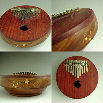 【視聴できます!】カリンバ(親指ピアノ)【送料無料】ドイツ人の楽器職人が心を込めて手作り...