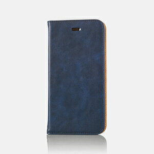エレコム iPhone 7 Plus用ソフトレザーカバー/360度 [PM-A16LPLF360BU]|| ELECOM