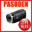 【代引・送料無料】SONY デジタルHDビデオカメラレコーダー Handycam CX485 ブラック [HDR-CX485/B]|| ソニー