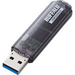 供支持水牛水牛工具的USB3.0使用的USB存儲器標準型號黑色型號8GB RUF3-C8GA-BK[RUF3-C8GA-BK]|| 8千兆