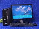 【中古】20インチ モニターセット ■ DELL OptiPlex 755 SFF ■ Windows XP Pro ■ E8400 3GHz ■ メモリ 4GB ■ HDD 500GB ■ DVDマルチドライブ ■ 代引き可
