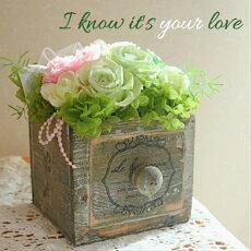 プリザーブドフラワーアレンジメントフラワーアレンジメント花植物ブリザーブドフラワーブリザードフラワー結婚記念日金婚式銀婚式結婚祝い誕生日送別会お見舞い歓送迎会