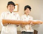 80cmご長寿ロールケーキ