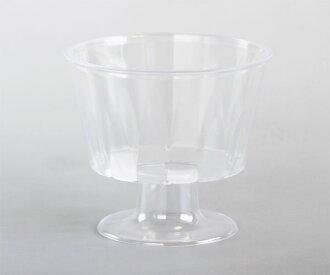 甜點杯 SH 133 cc 純放杯 100 糕點、 糖果、 手工製作、 布丁類型塑膠杯布丁和果凍和容器