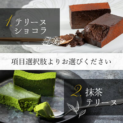 生チョコケーキテリーヌショコラ濃厚ギフトお取り寄せスイーツカカオトレースチョコ使用