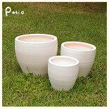 テラコッタ植木鉢