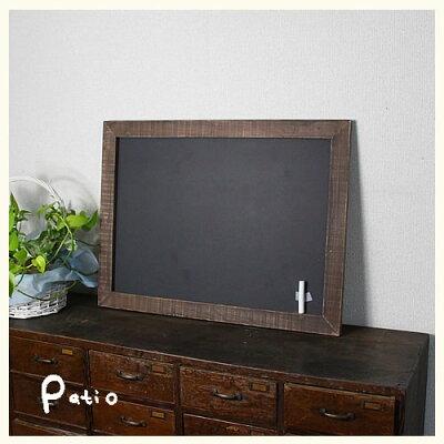 アンティークウッド黒板